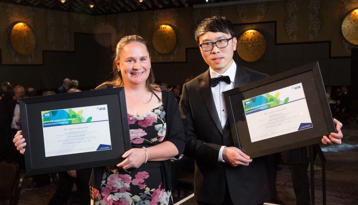 ICM agrifood winners 2018