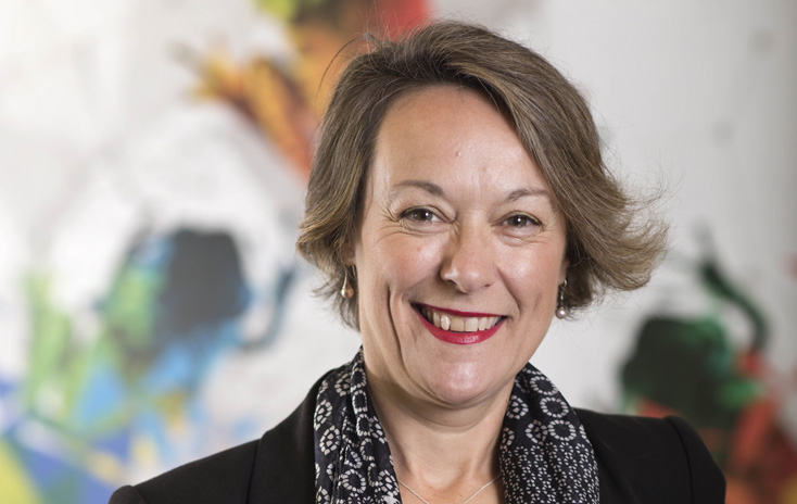 Dr Sarah Pearson FTSE