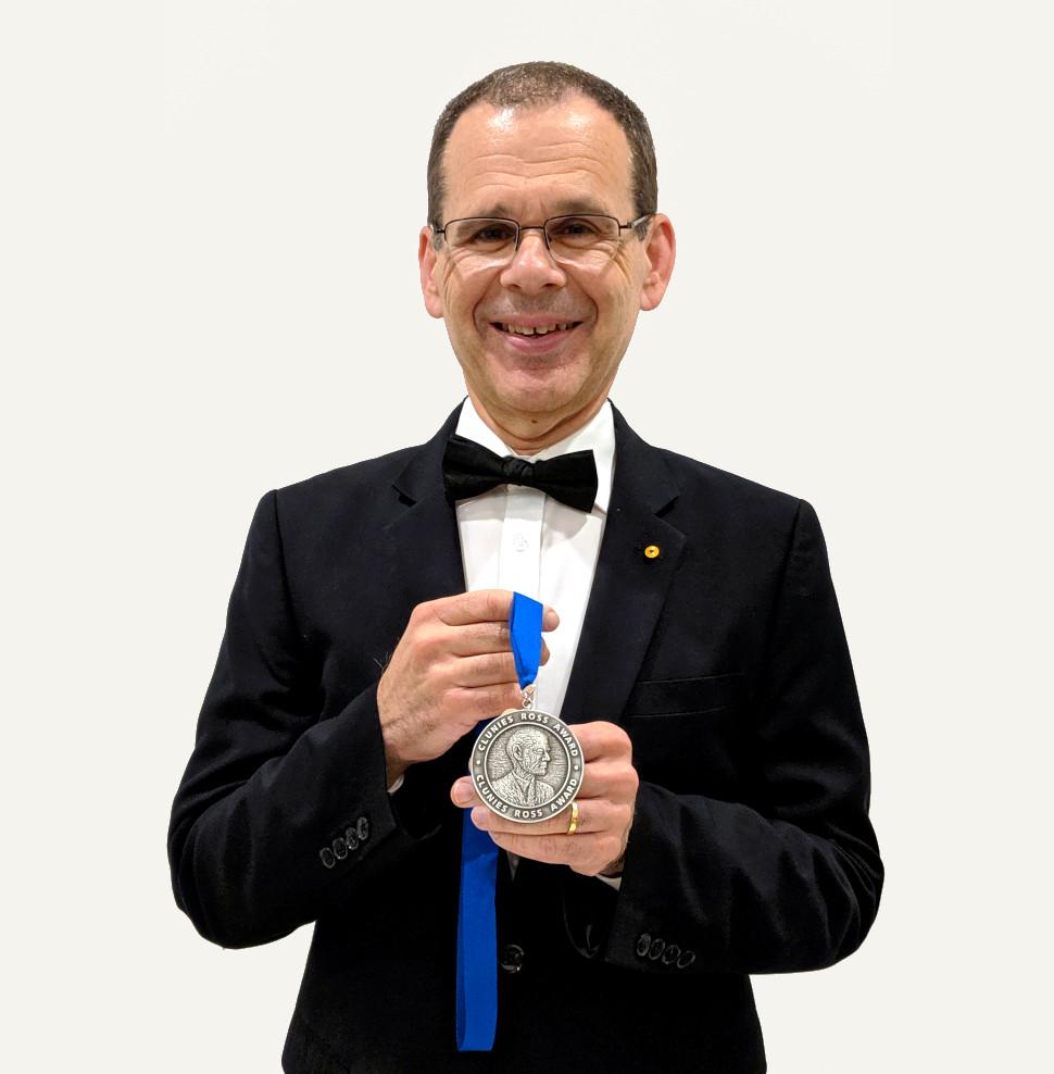 Tony Weiss