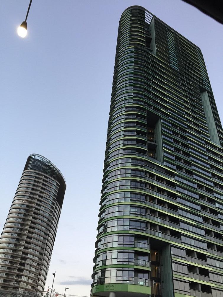 Opal Tower - half width