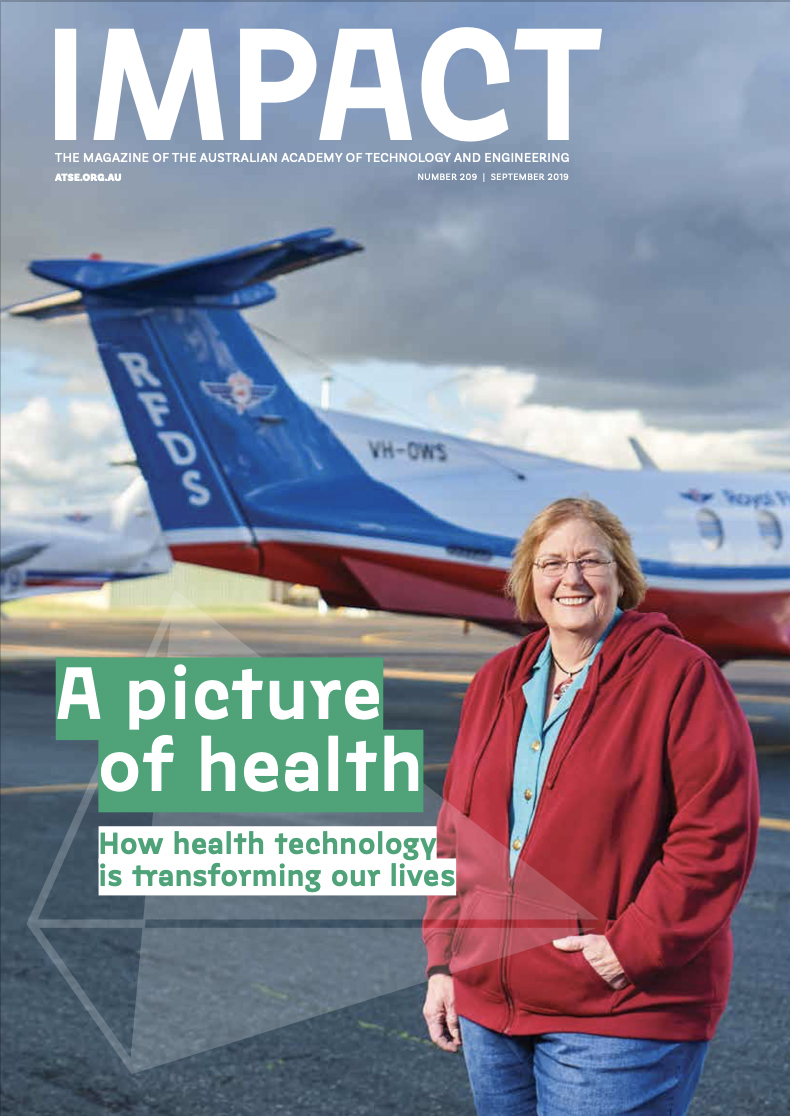 ATSE Impact magazine 2019