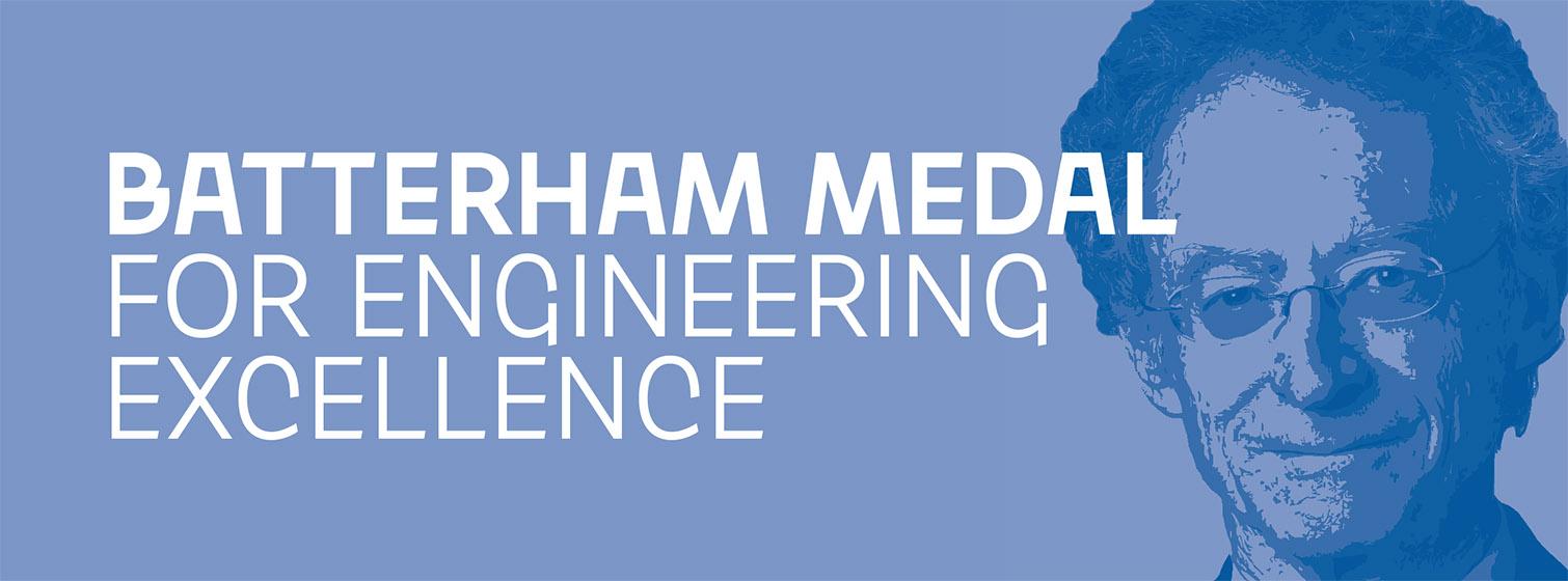 Batterham Medal banner