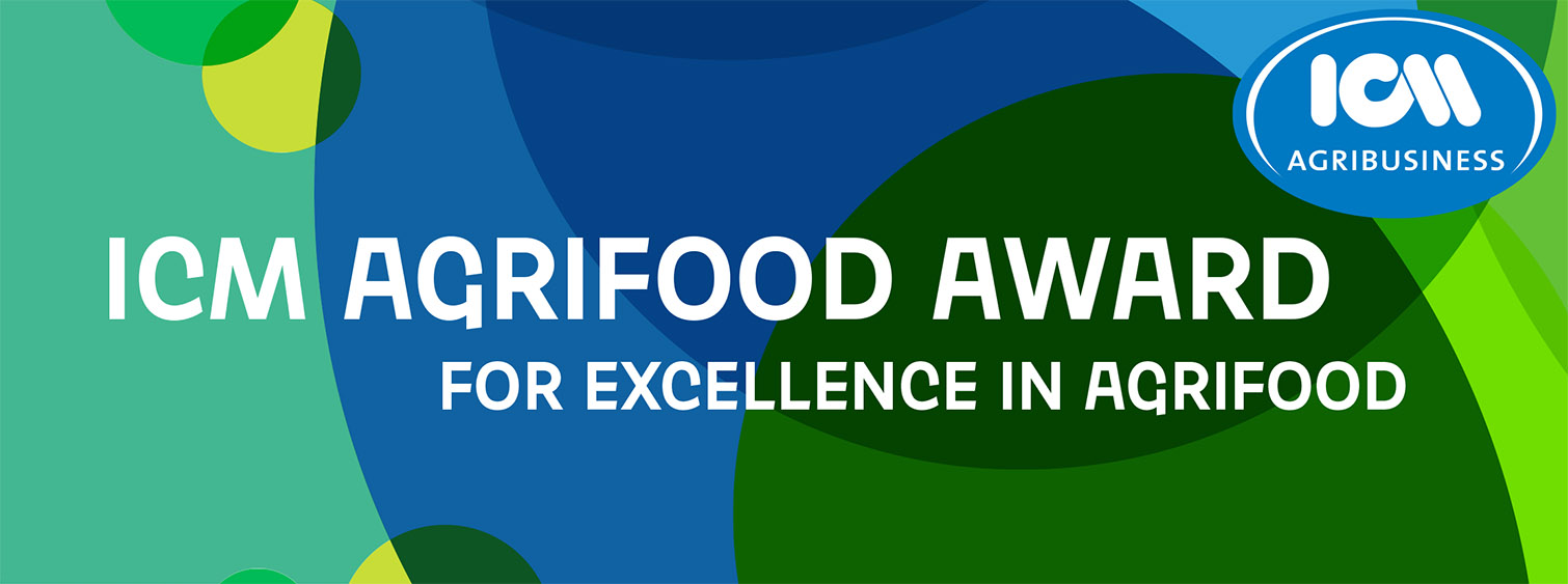 ICM agrifood award banner