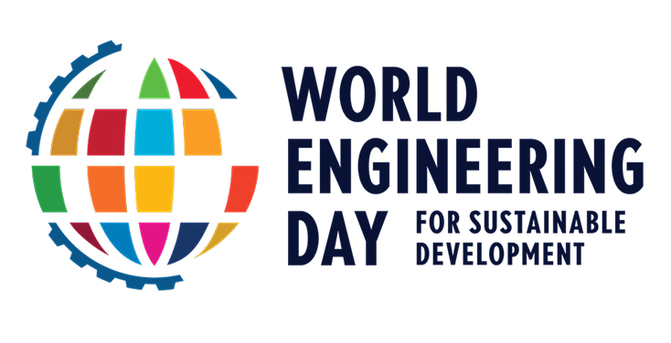 World engineering day logo