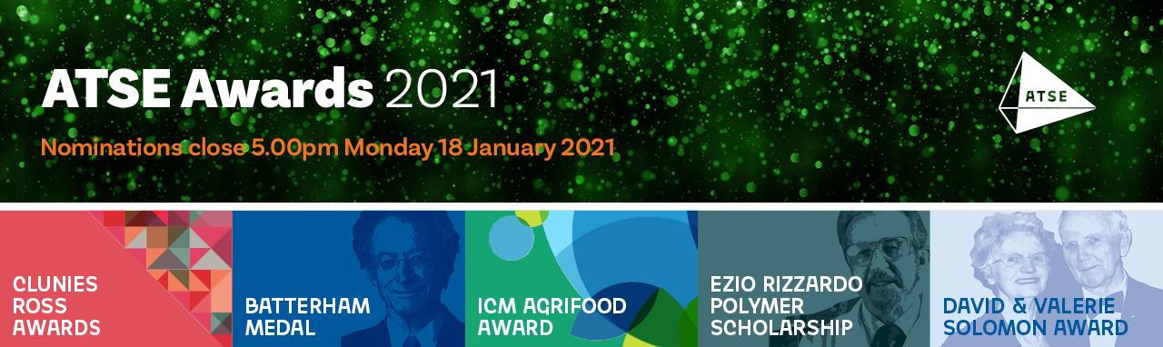 ATSE Awards 2021