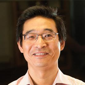 Image of Professor Daichao Sheng