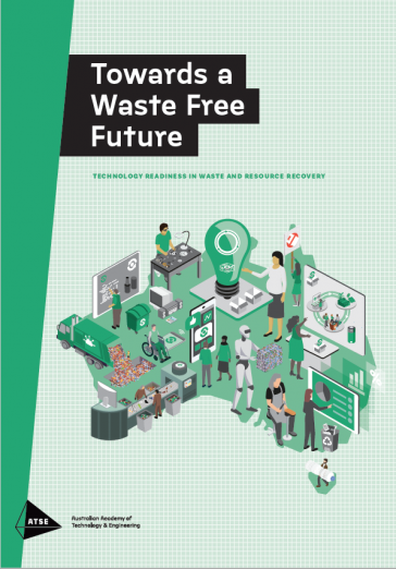 Cover waste report