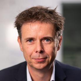 Image of Professor Anton van den Hengel