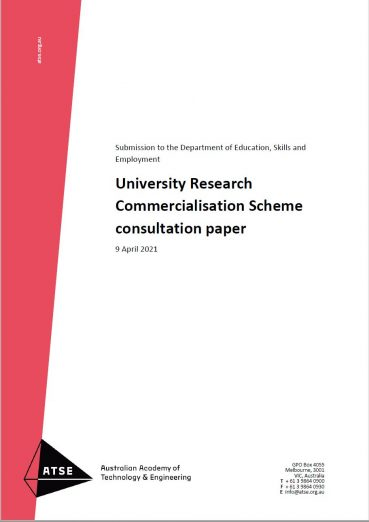 Cover Page - URCS Submission
