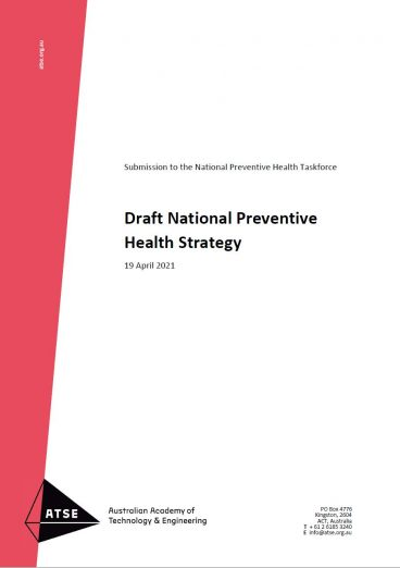 cover image Preventive